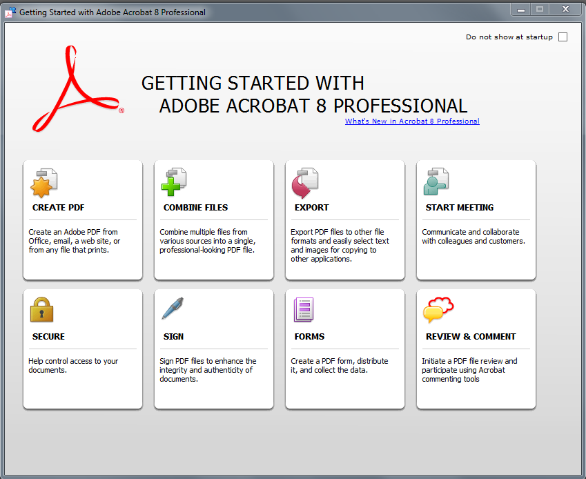 Adobe Acrobat Professional screen shot; image © 2014 KSmith Media, LLC