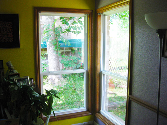 Energy efficient windows; photo © KSmith Media, LLC