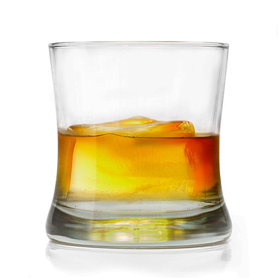 Scotch on the rocks; photo courtesy Benjamin Thompson